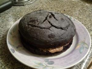 Alchemist's chocolate cake