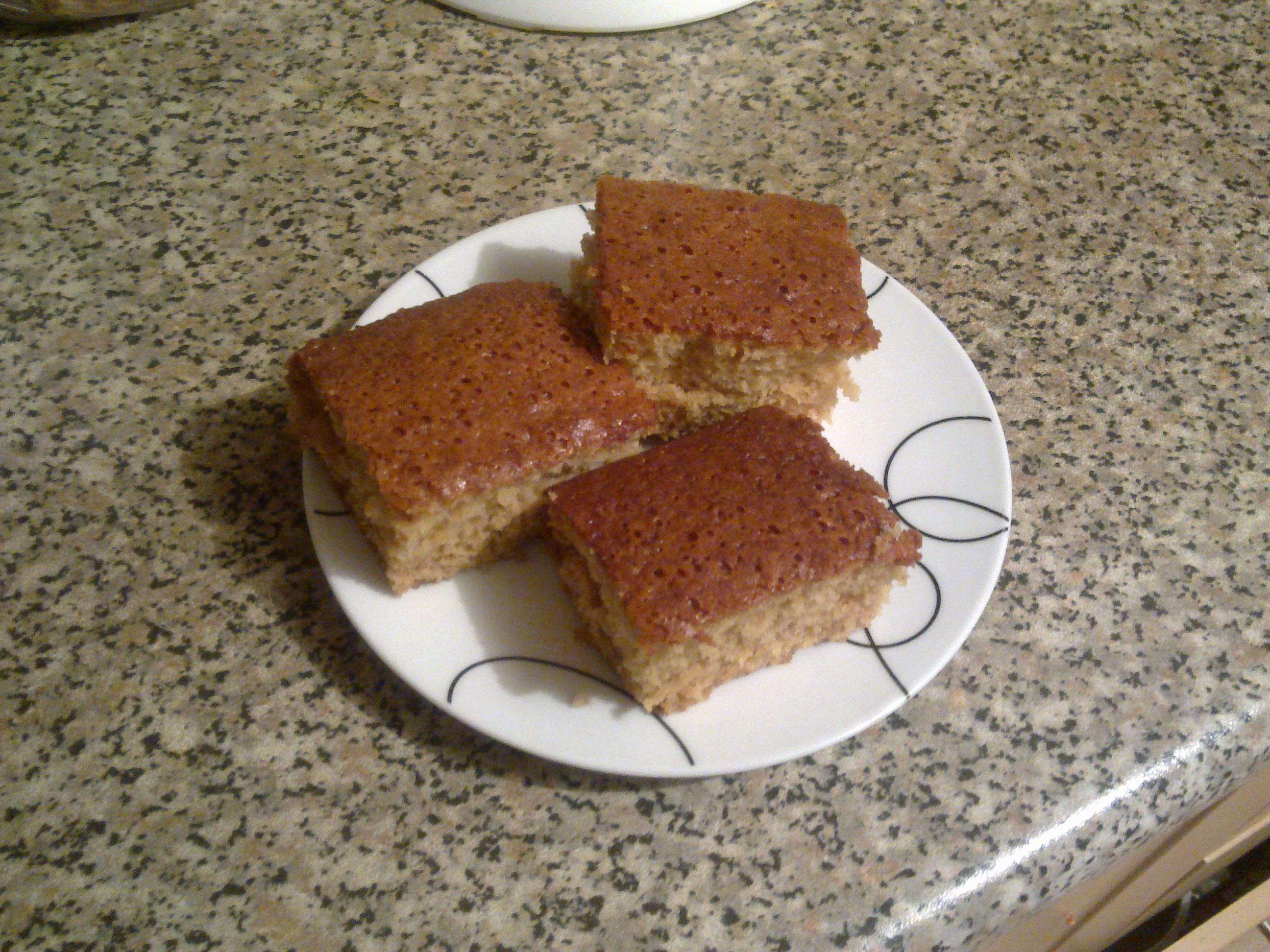 Ginger Cake Recipe Hairy Bikers