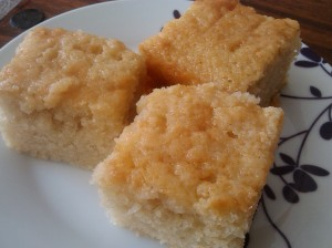 Lemon buttermilk cake 3