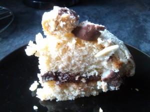 Bounty cake