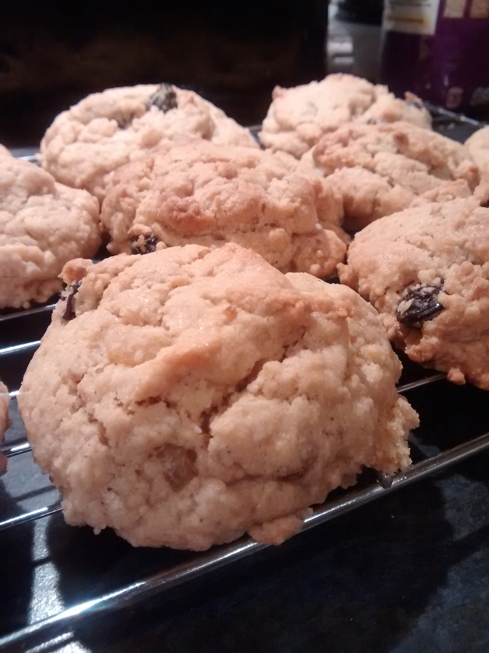 Spice Rock Cakes Recipe